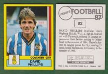 Coventry City David Phillips 82